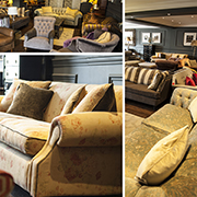 Kings Interiors John Sankey Showroom the best John Sankey showroom in the UK.