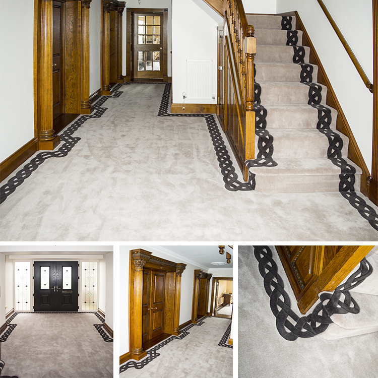 Bespoke Carpet Border