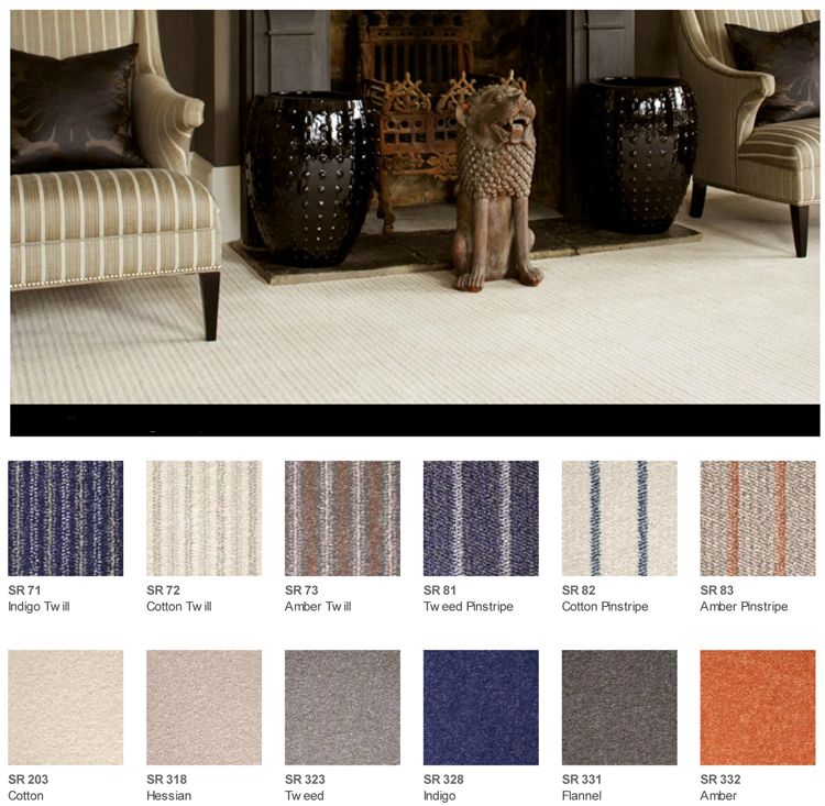 Brockway Carpets Savile Row