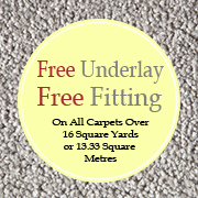 Cormar Carpets Primo Plus Free Underlay Free Fitting