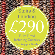 Stairs and Landing Offer
