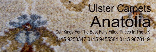 Ulster Carpets Anatolia Nile Gold Medallion