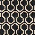 Alternative Flooring Ashley Hicks 7111 Quirky B Honeycomb Black