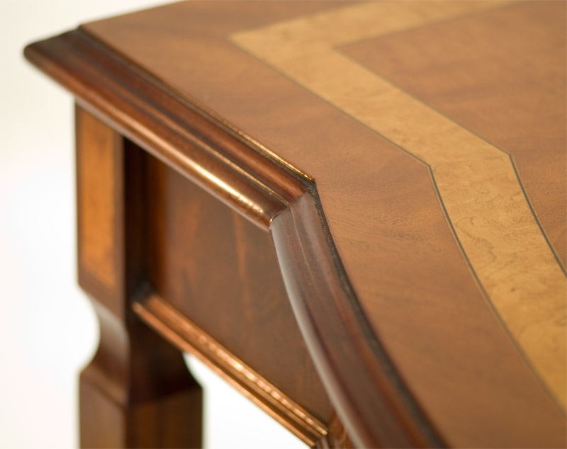 Charles Barr Console Table Detail 3