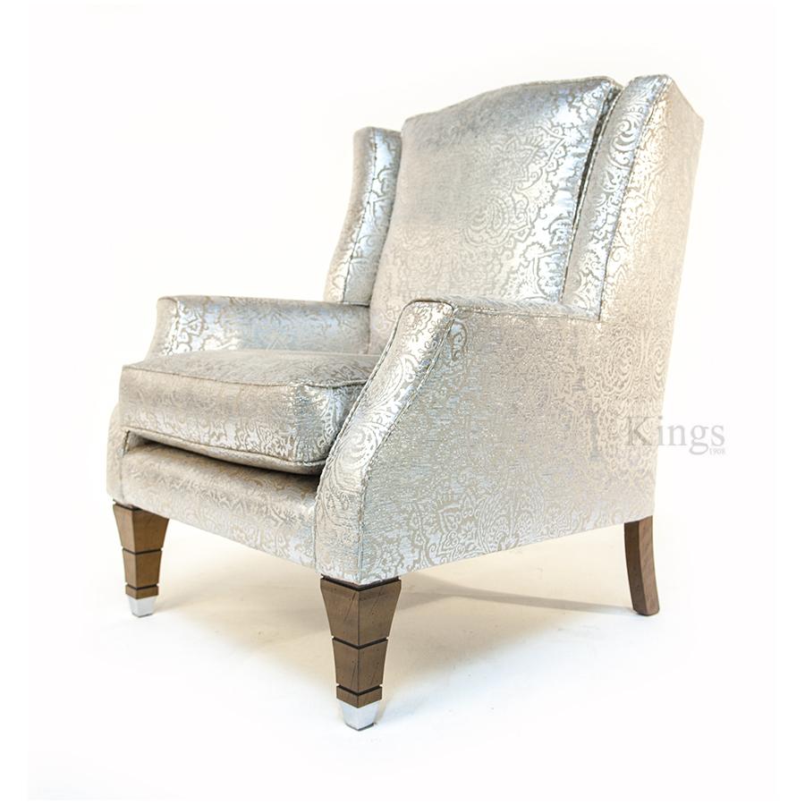 David Gundry Upholstery Large Madrid Knole With Snuggler