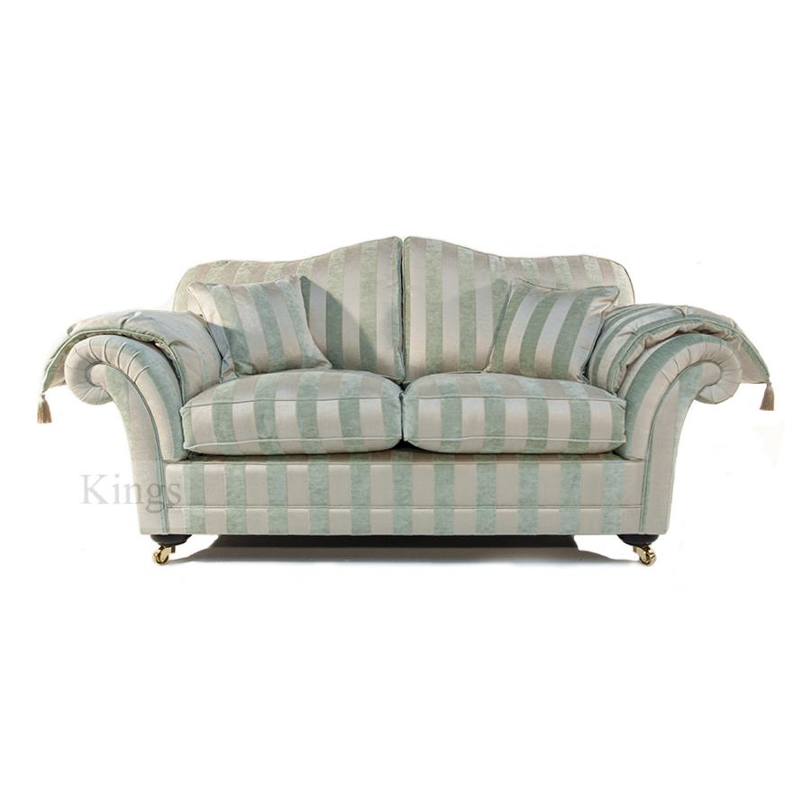 Green Striped Sofa Fabric Catosfera Net