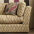 Henderson Russell Pellinore Large Sofa, handmade beech frame luxury sofa upholstered by the finest craftsmen.