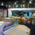 Axminster Showroom at kings of Nottingham the most exciting carpet showrooms in the UK.