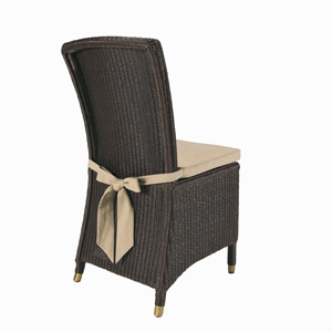 Vincent Sheppard Lloyd Loom Chair With Bow