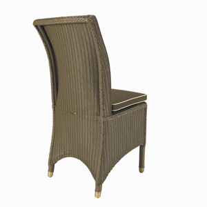Vincent Sheppard Lloyd Loom Chair With Cushion