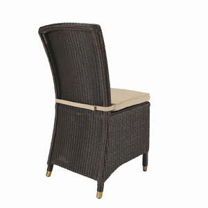 Vincent Sheppard Lloyd Loom Chair With Band