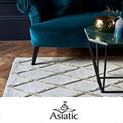 Buy Asiatic Rugs at Kings Interiors Cheapest Price UK
