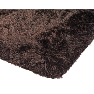 Asiatic Rugs Contemporary Home Plush Dark Chocolate