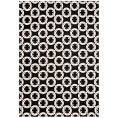 Asiatic Rugs Fashion Floors Arlo AR03 Buckle Black from Kings Interiors - the ideal place to buy Furniture and Flooring. Call Today - 01158258347.