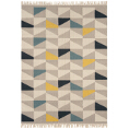 Asiatic Rugs Natural Weaves Hackney Geo Mustard from Kings Interiors - the ideal place to buy Furniture and Flooring. Call Today - 01158258347.