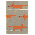 Brink and Campman Scion Collection Mr Fox Cinnamon 25303 - Kings Interiors