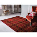 Flair Rugs Glen Kilry Red