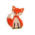 Flair Rugs Nursery Freddie Fox Orange