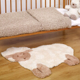 Flair Rugs Nursery Little Lamb Natural