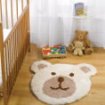 Flair Rugs Nursery Teddy Bear Natural