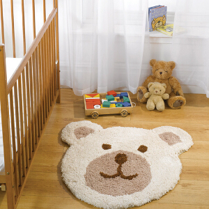 Flair Rugs Nursery Teddy Bear