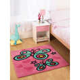 Flair Rugs Flair Kids Butterfly Pink