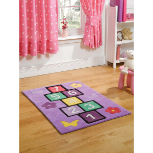 Flair Rugs Play Hopscotch
