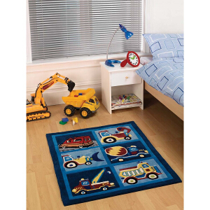 Flair Rugs Play Trucks