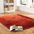 Flair Rugs Grande Vista Orange Mix