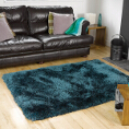 Flair Rugs Pearl Teal