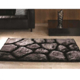 Flair Rugs Verge Honeycomb Charcoal