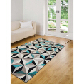 Flair Rugs Botanical Scorpio Teal