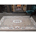Flair Rugs Lotus Aubusson Fawn