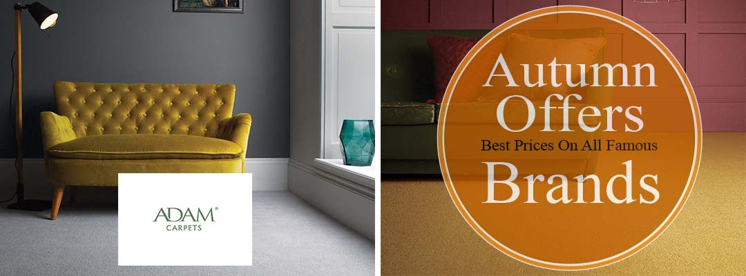 Autumn Offers at Kings of Nottingham Adam Carpets Flooring 2018