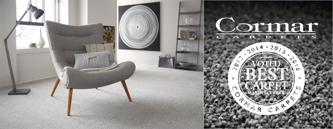 Cormar Carpets Soft Focus New Range British Made