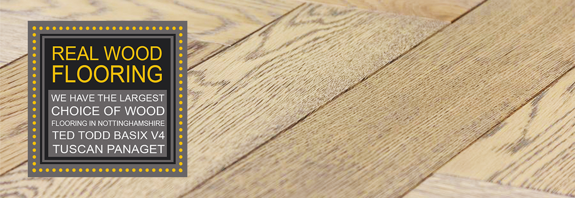 Wood flooring at Kings of Nottingham