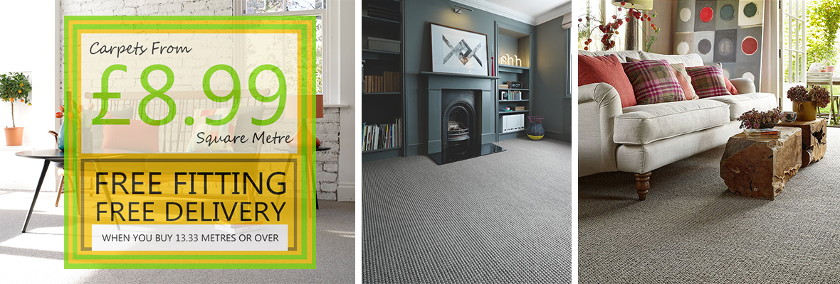Spring Flooring Offers at Kings Carpets Nottingham 2020 6