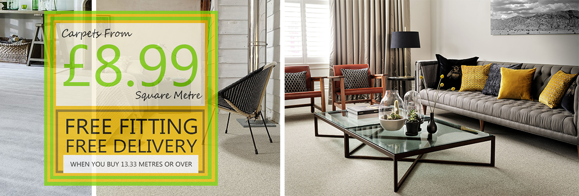 Spring Flooring Offers at Kings Carpets Nottingham 2020 7