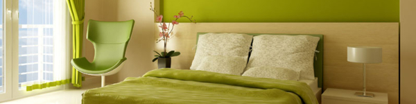 Green - Colour Psychology and Interior Design