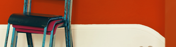 Orange - Colour Psychology and Interior Design