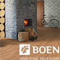 Boen Parkett Flooring at Kings the professional flooring company.